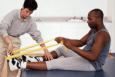 Physiotherapy treaments