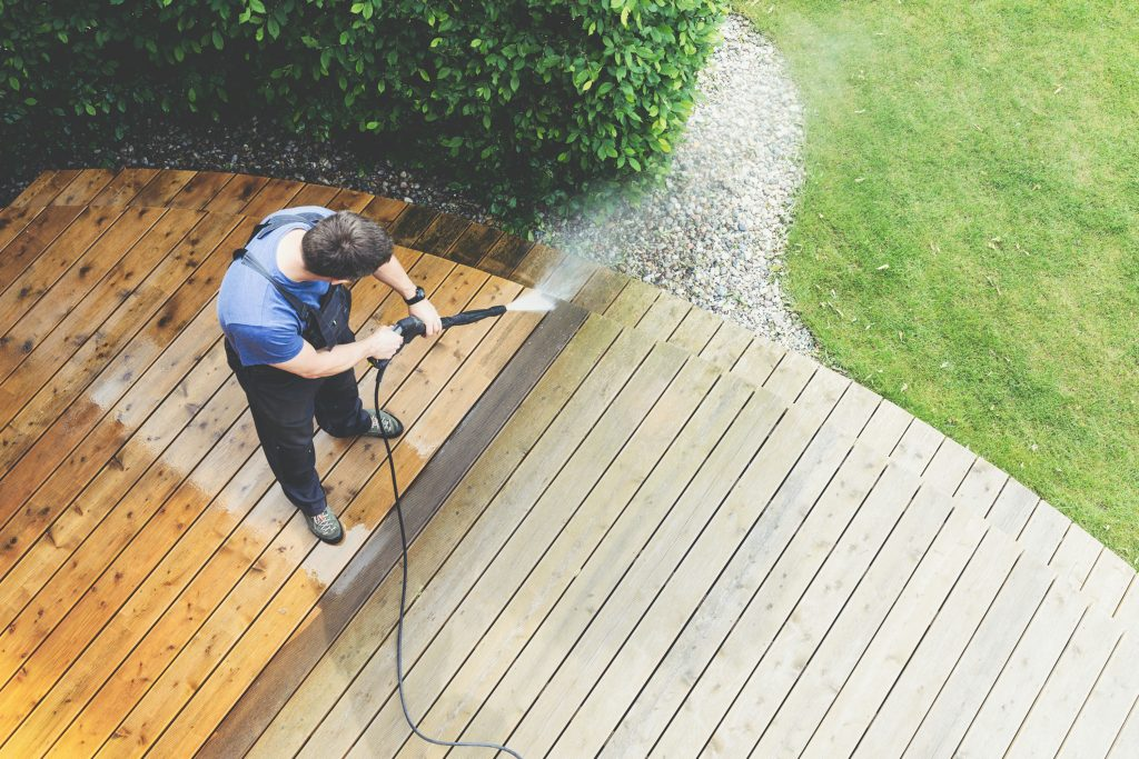 Pressure Cleaning Services