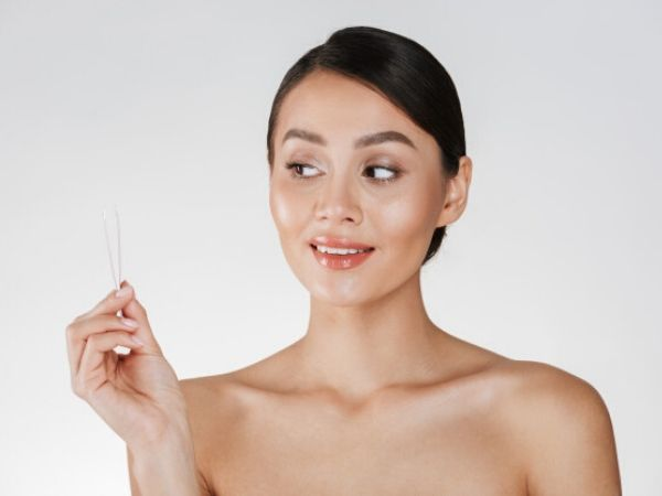 best tweezers for chin hair